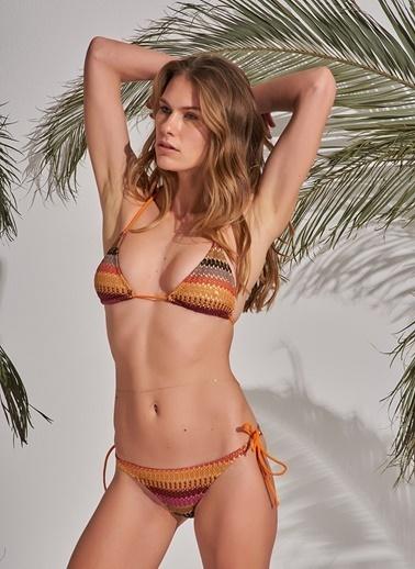 Morhipo Beach Çok Renkli Bikini Renkli
